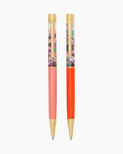 Confetti Glitter Bomb Pen Set