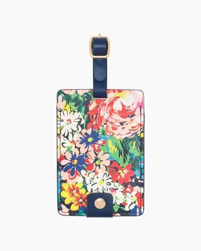 Flower Shop Getaway Luggage Tag