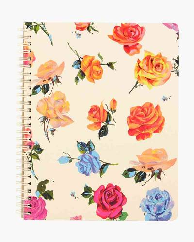 Coming Up Roses Rough Draft Mini Notebook