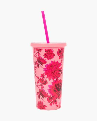 Potpourri Sip Sip Tumbler with Straw