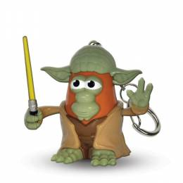 Mr. Potato Head Star Wars Yoda Mr. Potato Head Keyring