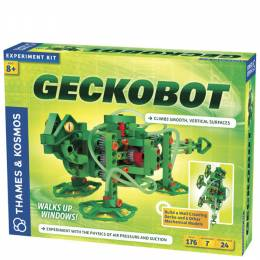 Thames and Kosmos Geckobot Building Kit