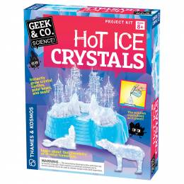 Thames and Kosmos Hot Ice Crystals Science Kit