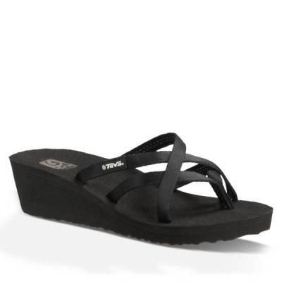 61903a1513d6 Teva Mush Mandalyn Wedge Ola Women s Sandals in Rumi Brown