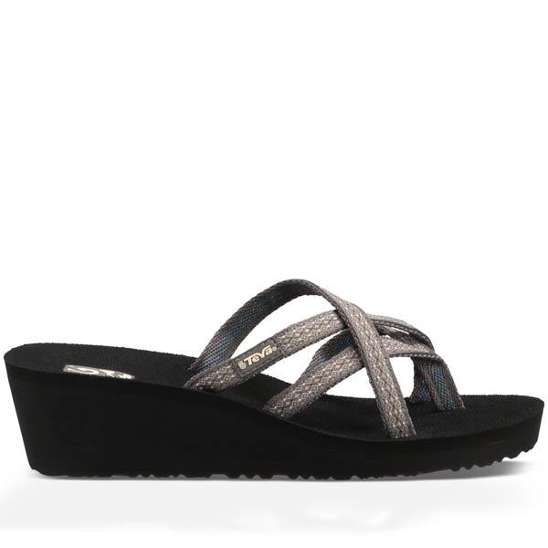 86f806b08c45 Mush Mandalyn Wedge Ola Women s Sandals in Rumi Brown Alternate View