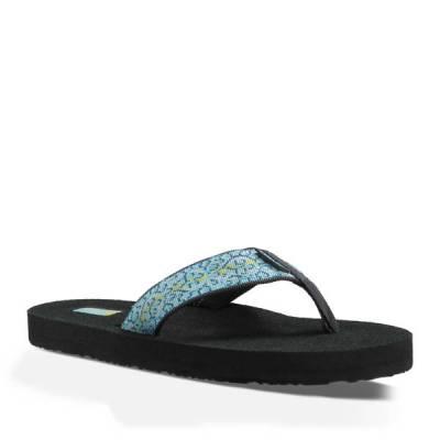 Mush II Women's Sandals in Companera Blue