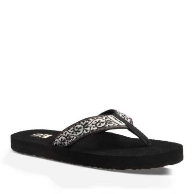 Mush II Women's Sandals in Companera Black