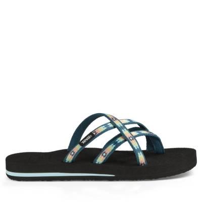 Olowahu Women's Sandals in Pana Stellar