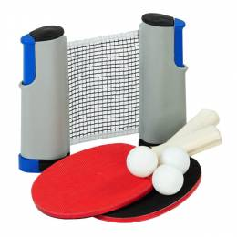 GSI Outdoors Outside Inside Backpack Table Tennis Set