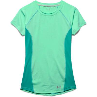 Women's UA Coolswitch Trail T-Shirt in Mint