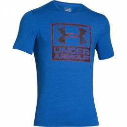 Under Armour Men's UA Hail Graphic T-Shirt in Ultra Blue