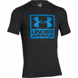 Under Armour Men's UA Hail Graphic T-Shirt in Black