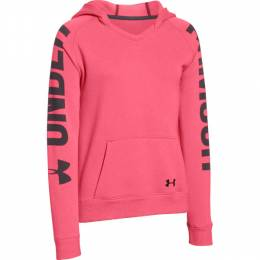 Under Armour Girl's UA Favorite Fleece Hoodie