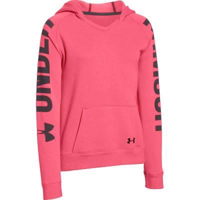 Girl's UA Favorite Fleece Hoodie