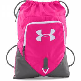 Under Armour UA Undeniable Sackpack in Tropic Pink