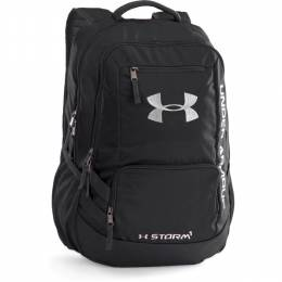 Under Armour UA Storm Hustle II Backpack in Black