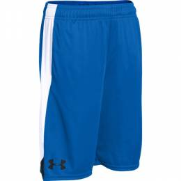 Under Armour Boy's UA Eliminator Shorts in Blue