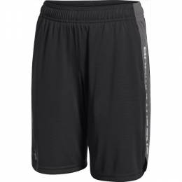 Under Armour Boy's UA Eliminator Shorts in Black
