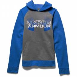 Under Armour Boy's UA Commuter Tri-Blend Fleece Hoodie