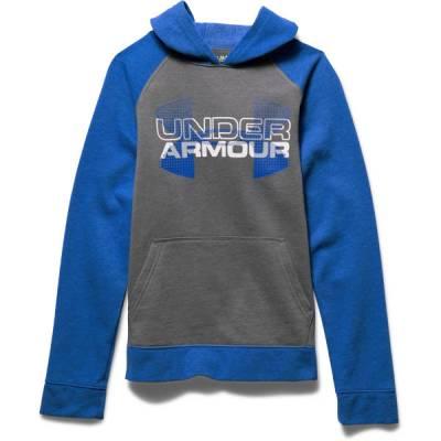 Boy's UA Commuter Tri-Blend Fleece Hoodie