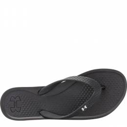 Under Armour Women's UA Atlantic Dune Slides in Black