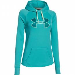 Under Armour Women's UA Storm Armour Fleece Big Logo Hoodie