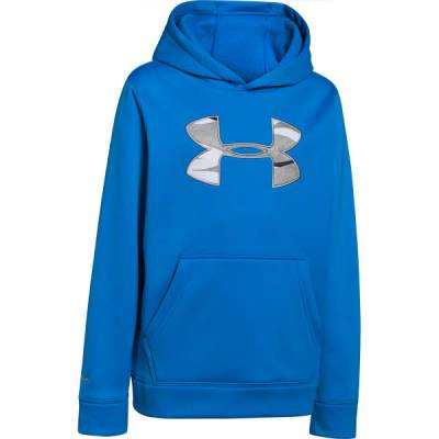 Boy's UA Storm Armour Fleece MTN Hoodie