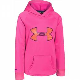 Under Armour Girl's UA Storm Armour Fleece Rival Hoodie