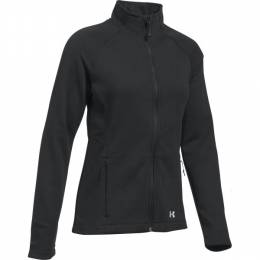 Under Armour Women's UA Granite Jacket in Black