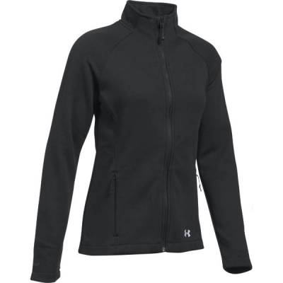 Women's UA Granite Jacket in Black
