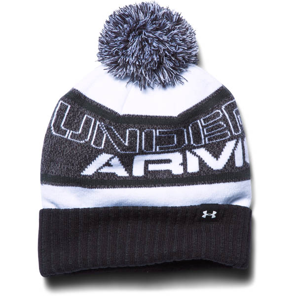 Under Armour Boy's UA Pom Beanie 2.0