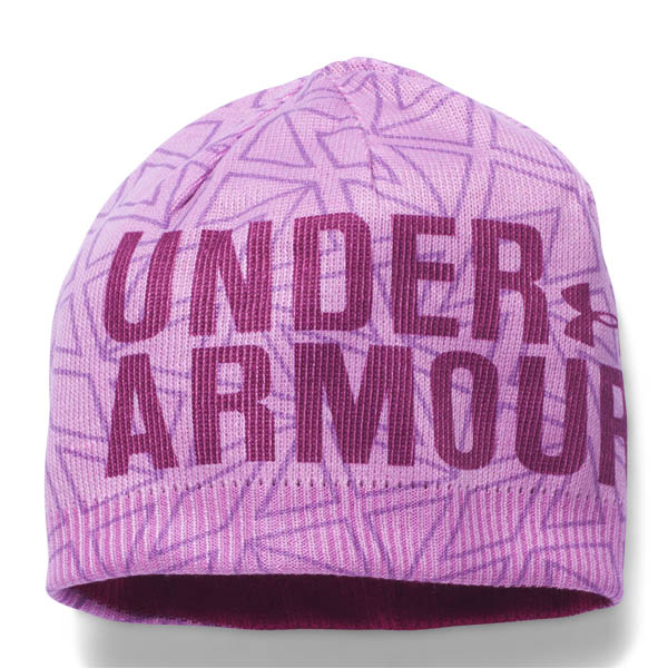 Under Armour Girl's UA Graphic Beanie