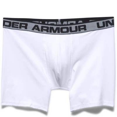 Men's UA Original Series Boxerjock in White
