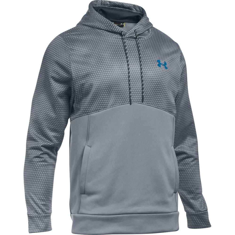 Under Armour Men's UA Storm Armour Fleece Patterned Hoodie