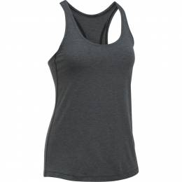 Under Armour Women's UA Skyward Tank in Asphalt Heather