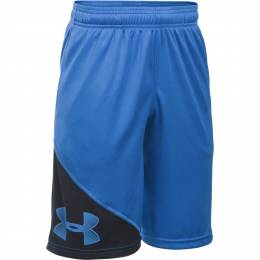 Under Armour Boy's UA Tech Shorts in Blue
