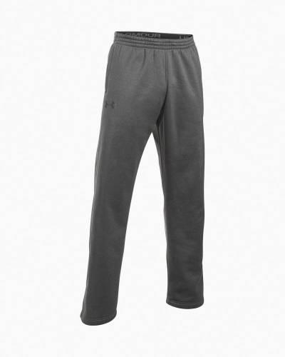 Men's UA Storm Armour Fleece Pants in Carbon