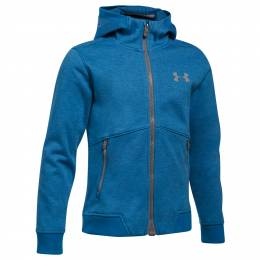 Under Armour UA Storm Dobson Softshell Boy's Jacket in Blue