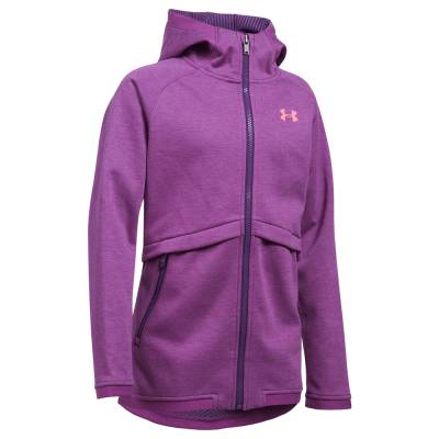 Girl's UA ColdGear Infrared Dobson Softshell Jacket