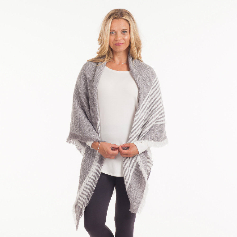 Laon Fashion Oversized Blanket Scarf