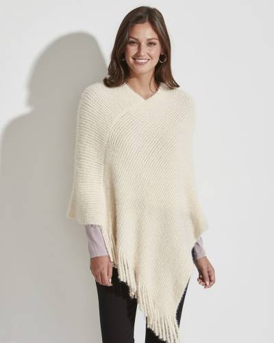 Exclusive Soft Knit Poncho
