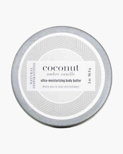 Coconut Ambre Vanille Mini Body Butter (2 oz.)