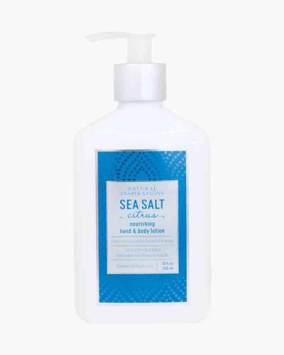 Sea Salt Citrus Hand and Body Lotion (12 oz.)