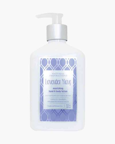 Lavender Ylang Hand and Body Lotion (12 oz.)