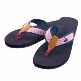 Mia and Tess Sailboat Flip Flops