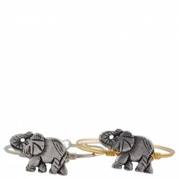 Luca + Danni Lucky Elephant Regular Bangle
