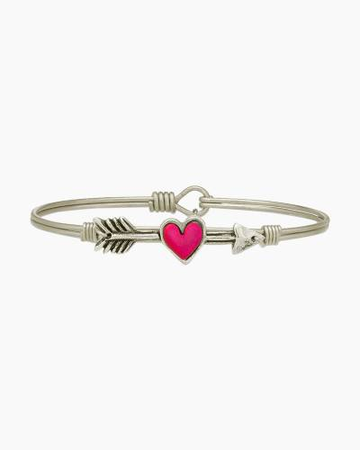 Cupid's Arrow Bangle Bracelet