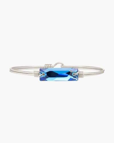 Hudson Bangle Bracelet in Capri Blue