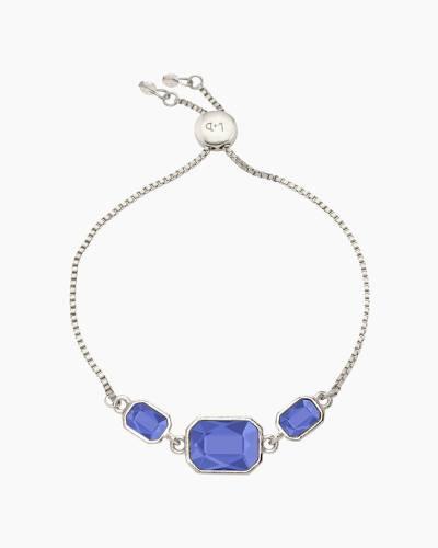 Dylan Slider Bracelet in Sapphire
