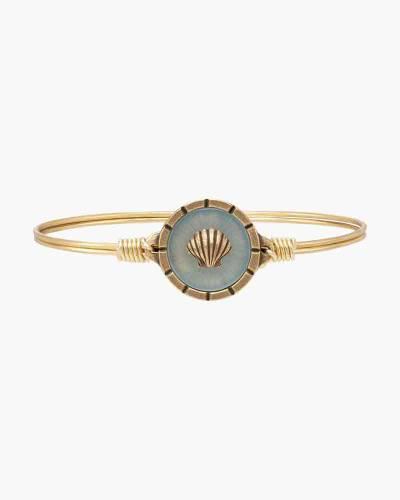 Shell Isla Regular Bangle Bracelet